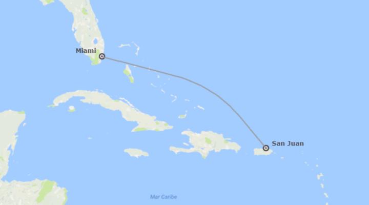 Combinado: Miami y Puerto Rico