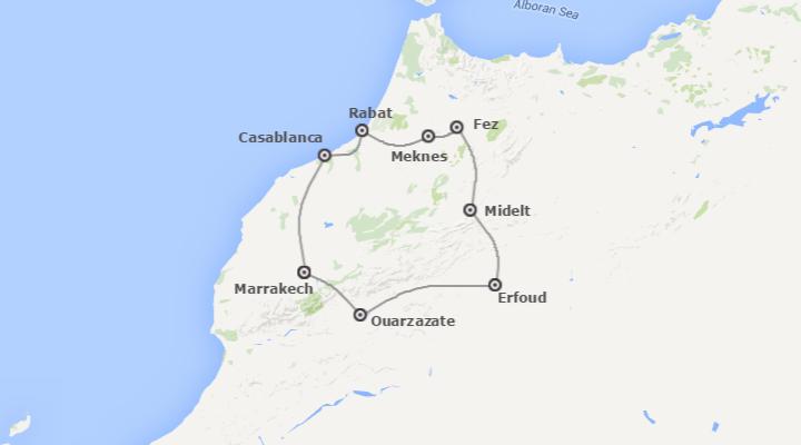 Marruecos Al Completo