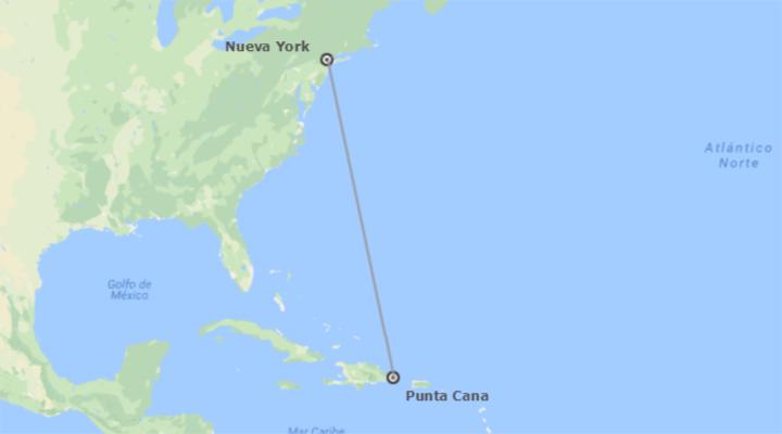 Combinado: Nueva York y Punta Cana