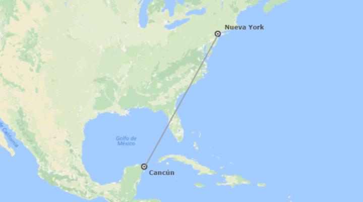 Combinado: Nueva York y Cancún