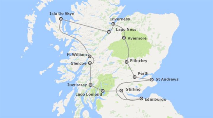 Reino Unido: Escocia