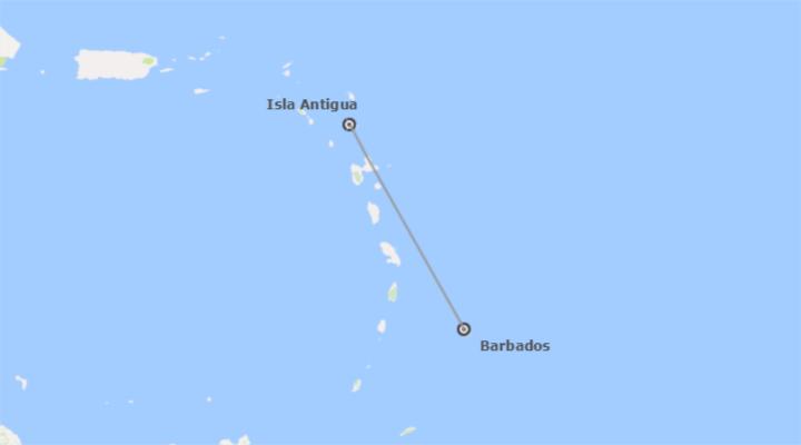 Combinado: Antigua y Barbados