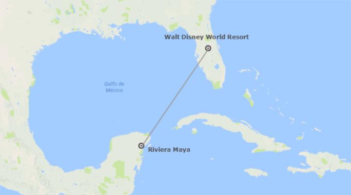 Walt Disney World Orlando y Riviera Maya Esencial A Tu Aire
