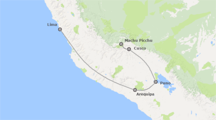 Perú: Historia y Naturaleza Esencial