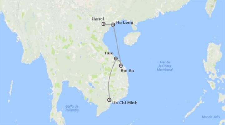 Vietnam: Vietnam Espectacular