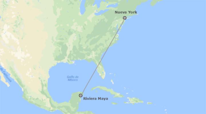 Combinado: Nueva York y Riviera Maya