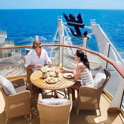 Ventajas con Royal Caribbean