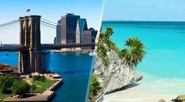 chollo vacaciones en EEUU y México: Nueva York y Riviera Maya