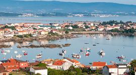 chollo vacaciones en Galicia: Costa de Galicia con Santiago