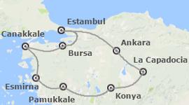 Chollo Viajes 2017 Turquía: Desde Estambul a Canakkale
