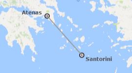 chollo vacaciones en Grecia: Atenas y Santorini en avión