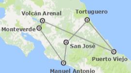 Chollo Viajes 2017 Costa Rica: Tortuguero, Caribe, Arenal, Monteverde y Manuel Antonio