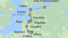 Busca Chollos en Norte de Europa y Rusia: Capitales Bálticas y San Petersburgo