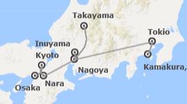 Busca Chollos en Japón: Osaka, Kioto, Nagoya y Tokio