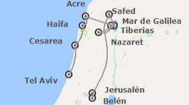 chollo vacaciones en Israel: De Tel Aviv a Jerusalén