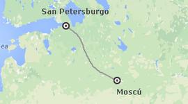 Chollo Viajes 2017 Rusia: Moscú y San Petersburgo tren diurno