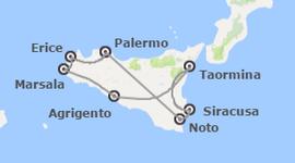 chollo vacaciones en Italia: Sicilia desde Palermo