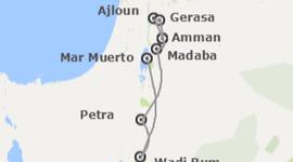 chollo vacaciones en Jordania: Jordania con noche en Wadi Rum y noche en Mar Muerto