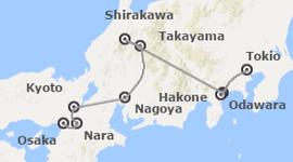 Busco un viaje chollo en Japón: Del Sur al Norte de Japón