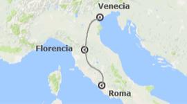 Busca Chollos en Italia: Roma, Florencia y Venecia en tren