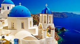 chollo vacaciones en Santorini