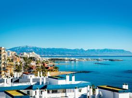 Hoteles baratos Marbella