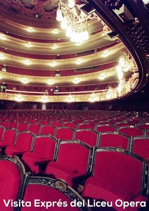 Visita Exprés del Liceu Opera