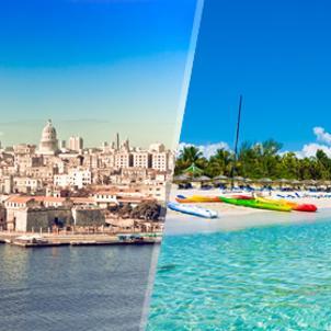 Viajes baratos desde MálagaCuba: Habana y Varadero