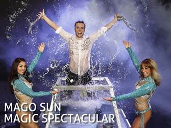 Busca un Chollo en Mago Sun - Magic Espectacular
