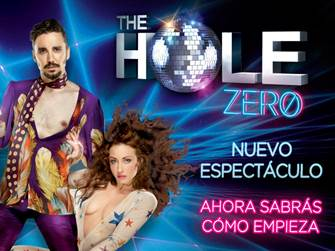 Busca un Chollo en The Hole Zero, la Fiesta del año en Madrid