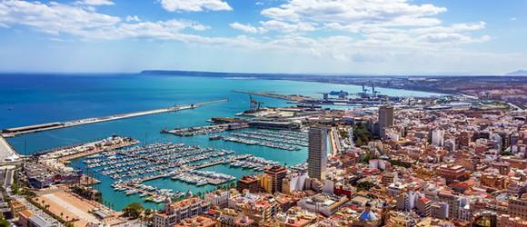 Hoteles en Alicante