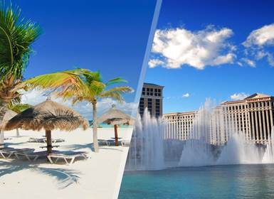 Viajes EEUU y México 2017: Las Vegas y Cancún