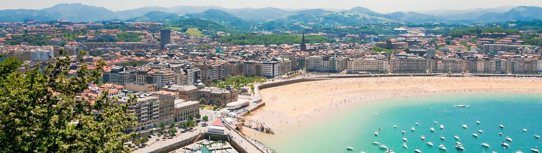 Circuito por País Vasco y Cantabria