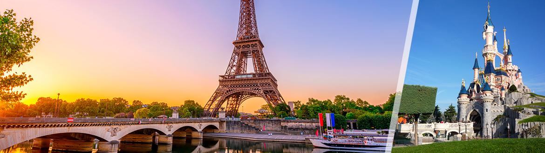 Circuito París Londres 7 días 2021