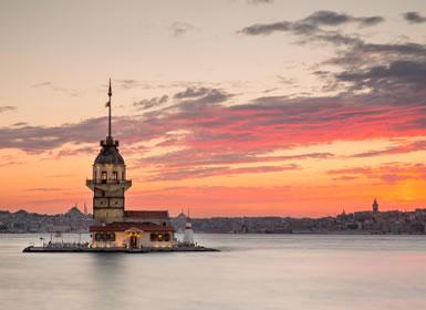Circuitos Turquía