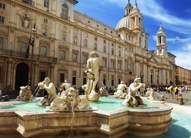 Viajes Italia 2018-2019: Tour Roma Florencia en Tren 2018