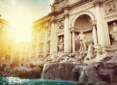 Viajes compartidos Roma