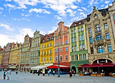Viajes Polonia 2018-2019: Viaje Cracovia Wroclaw 7 días en Tren