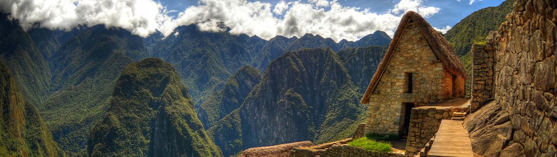 Machu Picchu Peru Maravillas del Mundo en 2019