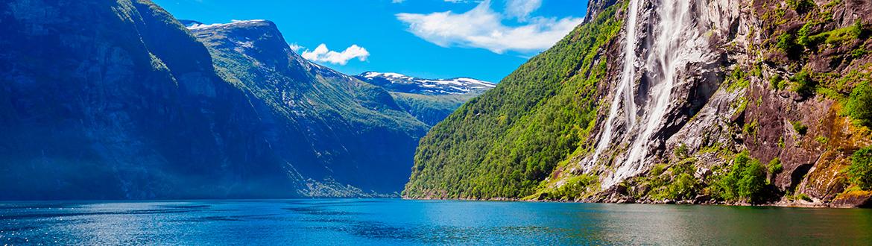 Especial + 60 Senior Noruega, fiordos y glaciares