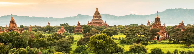 Bagan Myanmar Maravillas del Mundo en 2019