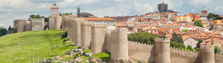 Viaje organizado Ávila