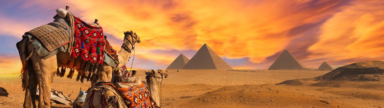 Pyramids of Giza Egypt Maravillas del Mundo en 2019