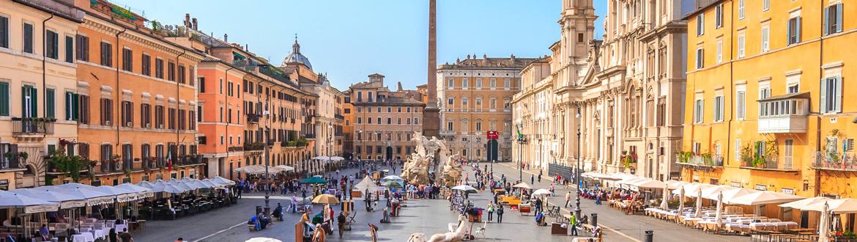 Circuito Italia Mágica: Viaje Mayores de 60 años
