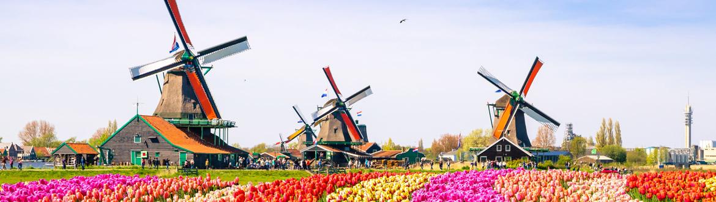 Países Bajos y Crucero por el Rhin - Viaje Mayores 60 años