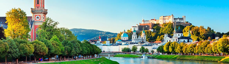 Centroeuropa: Especial +60 Senior Austria, Tirol y Baviera