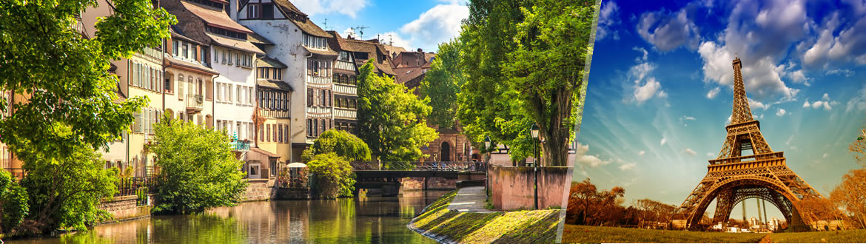 Viajes a París Bruselas Brujas Gante 2021
