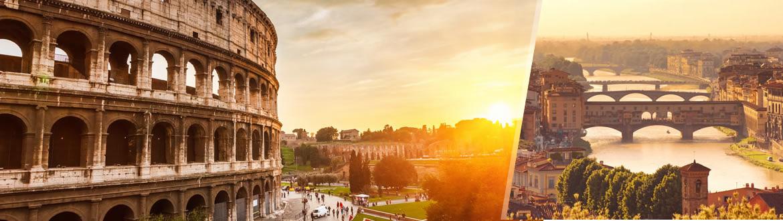 Viaje Roma y Florencia barato