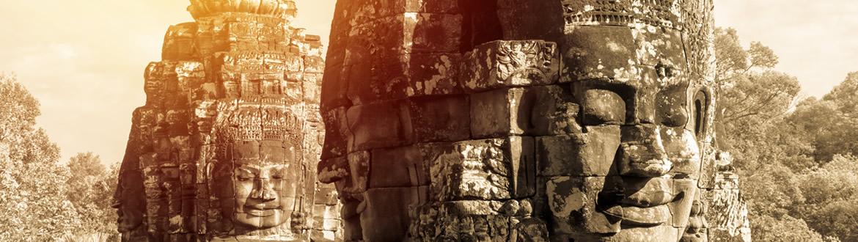 Angkor Cambodia Maravillas del Mundo en 2019