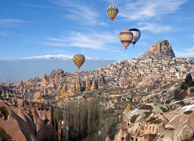 Viajes Turquía 2019-2020: Ruta en coche de la Gran Turquía